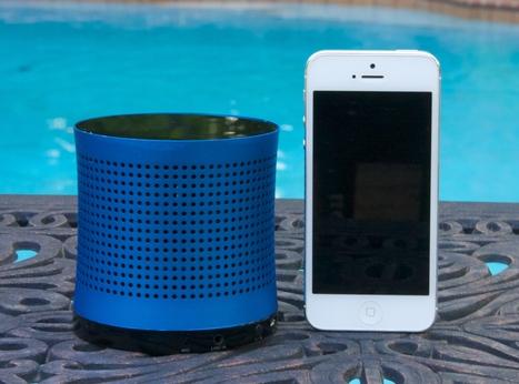 Portable Bluetooth Speakers | Techobe | Scoop.it