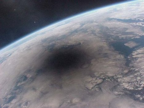 Earth Pictures: Iconic Images of Earth from Space | Amazing Science | Scoop.it
