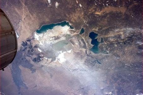 Aral Sea Basin | AP HUMAN GEOGRAPHY DIGITAL  TEXTBOOK: MIKE BUSARELLO | Scoop.it
