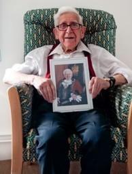 Celebrating our residents: Mayor of Hove Bernard Jordan - Quality Elderly & Dementia Care Solutions | health bloggers | Scoop.it