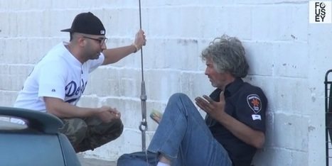 'Can I Borrow Your Shoes' Social Experiment [fousey TUBE Video] | ahlifikircom | Scoop.it