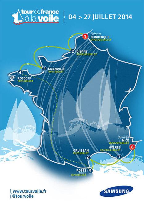 Tour Auto, Tour de France a la voile : d'autres événements sportifs pour valoriser les territoires (2/2) | Les évènements sportifs : un business pour les pays organisateurs | Scoop.it