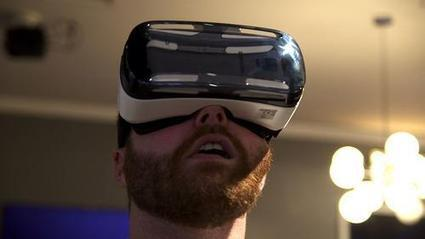 Samsung Gear VR Brings You Virtual Reality Through Your Phone | An Eye on New Media | Scoop.it