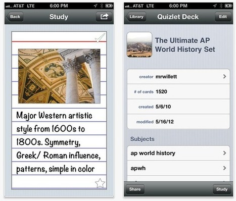 7 Awesome Apps for Successful College Students   The Savvy Intern by YouTern   Teaching Online with Pizzaz   Scoop.it