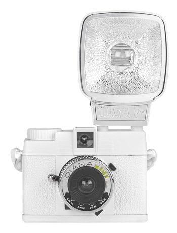 Objects of Desire: Diana Mini Flash Package White   Everything Photographic   Scoop.it