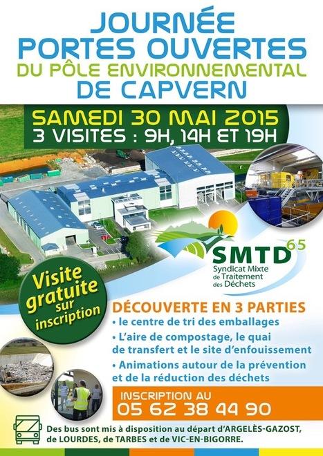 Portes ouvertes au pôle environnemental de Capvern le 30 mai | Vallée d'Aure - Pyrénées | Scoop.it