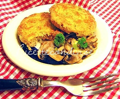 Hamburger di tonno | Ricette & Cucina | Scoop.it