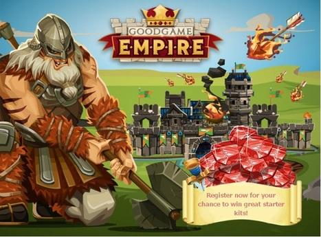Play Goodgame Empire | Strategy Games | Just Friv | Flash Games | Scoop.it