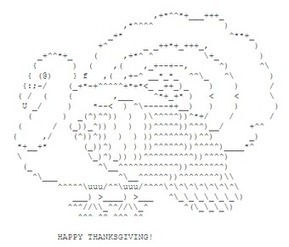 Tweet from @faisalb | ASCII Art | Scoop.it