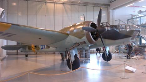 Bristol Blenheim MkIV bomber. | Finland | Scoop.it
