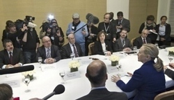 Clinton to Syria opposition: Assad ouster not enough to ensure democratic rule | Coveting Freedom | Scoop.it
