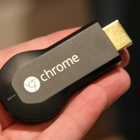 "Hands On With Google Chromecast | L'impresa ""mobile"" | Scoop.it"