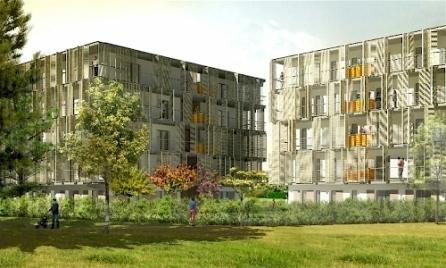 Le BBC et la RT 2012 : un frein à la construction originale et avant-gardiste ?  | Mon immeuble.com | Constructions écologiques | Scoop.it