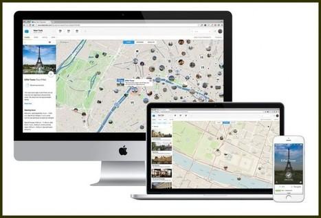 Tripomatic, para crear itinerarios de viaje, presenta nueva versión | Educacion, ecologia y TIC | Scoop.it