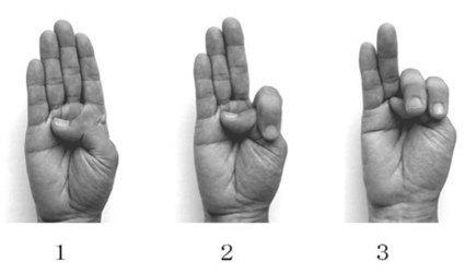 Las 27 formas de contar con los dedos | HISTORIA DE LOS CAMBIOS TECNOLOGICOS | Scoop.it