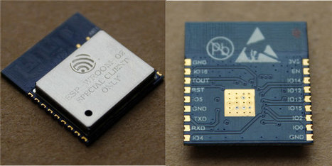 Espressif WROOM WiFi ESP8266 Modules are FCC and CE Certified | Embedded Systems News | Scoop.it