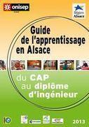 Guide de l'apprentissage en Alsace   Orientation - collège de Woerth   Scoop.it