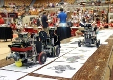 Robot contest challenges 1st-year engineers - OSU - The Lantern | The Robot Times | Scoop.it