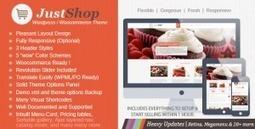 Download Justshop Cake v4.5.1 - Bakery Restaurant WordPress Theme  (Latest Version) | The Granny Blogger | Scoop.it