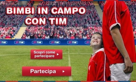 "Milan-Cagliari, iniziativa Tim ""Bimbi in campo"" per i tifosi rossoneri | News and Entertainment | Scoop.it"