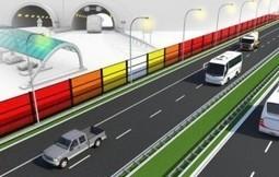 Des panneaux solaires à la fois murs acoustiques et objets décoratifs | D'Dline 2020, vecteur du bâtiment durable | Scoop.it