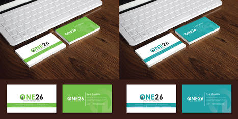 Business Card Concept, Design and Layout | LogicGateOne Corp. | Scoop.it