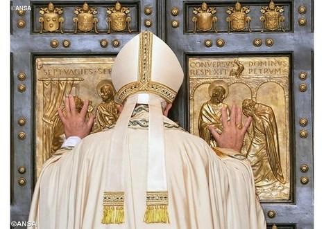 Tvít pápeža Františka: Rok milosrdenstva je časom zmierenia   Správy Výveska   Scoop.it