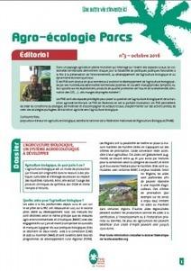 Parcs naturels régionaux de France   Lettre d'information Agro-écologie Parcs n°3   Autour de l'agroécologie...   Scoop.it