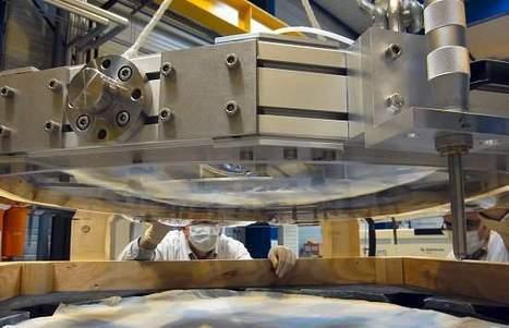 Espelho flexível acionado por ímãs vai clarear o Universo | tecnologia s sustentabilidade | Scoop.it