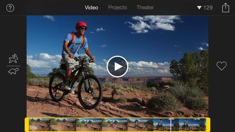iMovie | Languages: ICT  teaching resources | Scoop.it