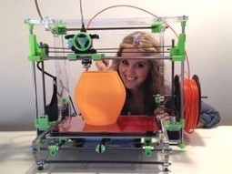 Buy a 3D Printer. The Airwolf 3D XL is Fully Assembled and Calibrated | Imprimante 3D low cost | Scoop.it