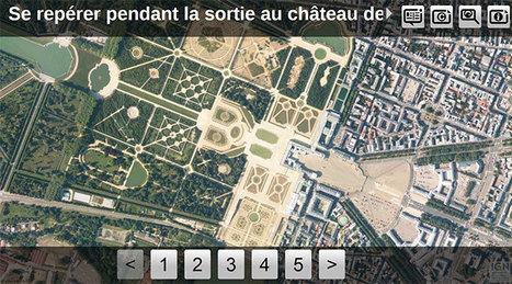 Sortie au Château de Versailles : réaliser un guide de visite pour tablette tactile - Académie de Versailles | Elèves de 5e, 4e et 3e...suivez l'actualité.... | Scoop.it