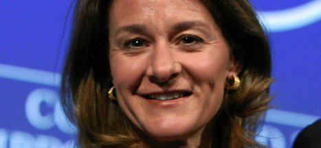 Melinda Gates to Start-ups: Use Technology for Social Change   Inspirehood   Scoop.it