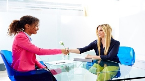 Quelles couleurs porter en entretien d'embauche ? | CV, lettre de motivation, entretien d'embauche | Scoop.it