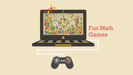 Amazing List of Fun Math Games (Categorized) for Your School   Games and education   Scoop.it