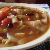 Frozen Food Recipes: Italian Vegetable Soup   Chef   Scoop.it