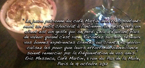 La V.I.Parisians Team : l'art d'enchanter ! | RelationClients | Scoop.it