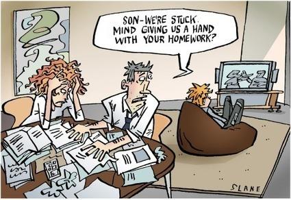 Ouderbetrokkenheid thuis is effectiever dan ouderbetrokkenheid op school - Radboud Universiteit | Alfred Bakker Scoop | Scoop.it