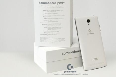 Commodore, le père du C64 et de l'Amiga, revient… avec un smartphone sous Android | Mon mobile et moi | Scoop.it