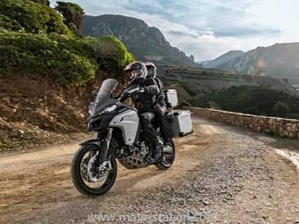 Ducati Multistrada 1200 Enduro : Parée pour l'Aventure | Balade et voyage moto, coté pratique ! | Scoop.it