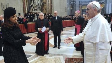Quel rôle politique pour le pape François ? | Vatican | Scoop.it