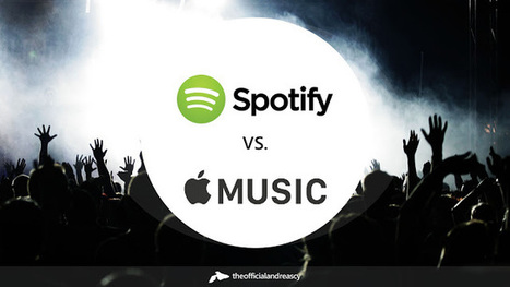 Spotify vs Apple Music; Where Does the Scale Lean? | Hawaii Science and Technology Digest | Scoop.it