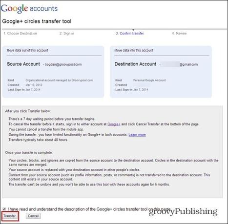 How To Merge Two Google+ Accounts | réseaux sociaux et agriculture | Scoop.it