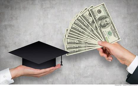 School-hopping alumni aren't giving back to colleges - CNNMoney | réseau d'anciens | Scoop.it