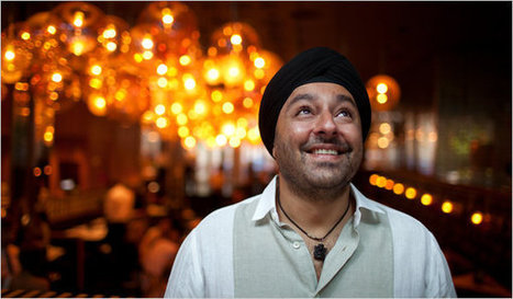 Hotelier, in a Good Place   About Vikram Chatwal   Scoop.it