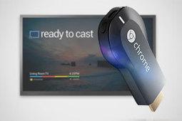 Chromecast ou la télé selon Google pour 35$ | beule | Scoop.it