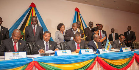 EAST AFRICAN STATES LAUNCHES THE EAST AFRICA EXCHANGE (EAX) | Africa Shipping Logistics | Shipping to Africa | Scoop.it