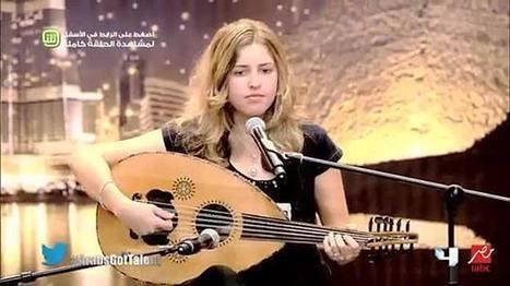 Jennifer, l'Américaine qui chante Oum Kalthoum à la perfection | Merveilles - Marvels | Scoop.it