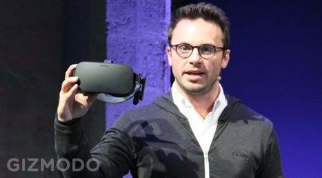 Here's The Final Oculus Rift, Coming In Early 2016 | Screen Harmony | Scoop.it