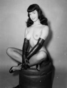 Bettie Page Nudes Gallery 3 | Sex History | Scoop.it